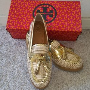 New Tory Burch Loafers